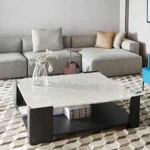 RUBIX MARBLE TOP TABLE