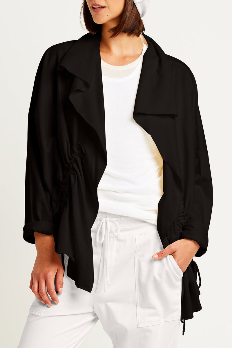 Planet French Terry Drawstring Jacket