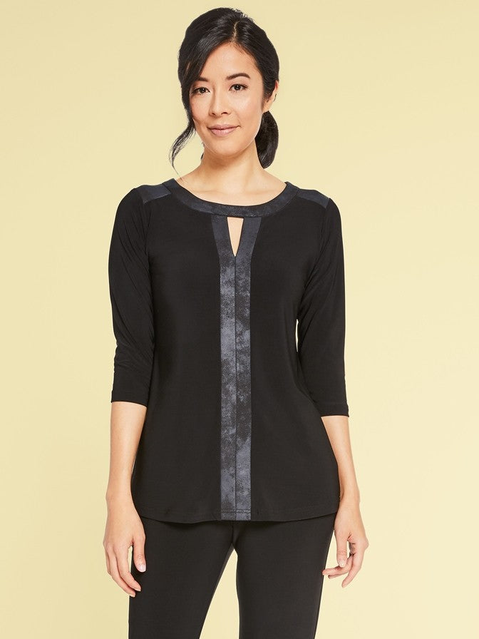 Sympli Storm Mirror Top