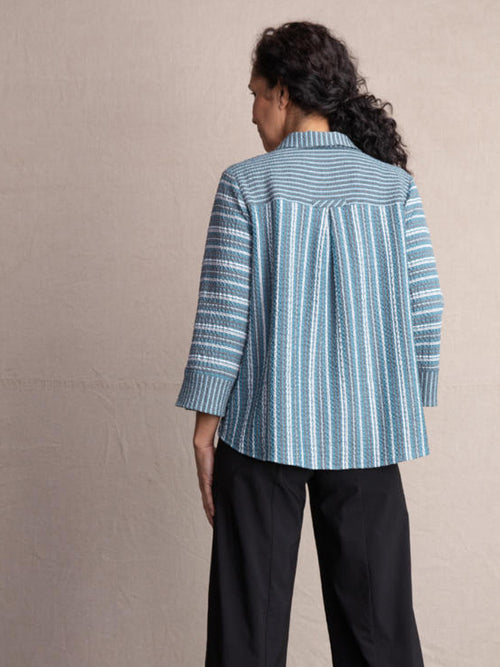 Habitat Bubble Stripe Shirt
