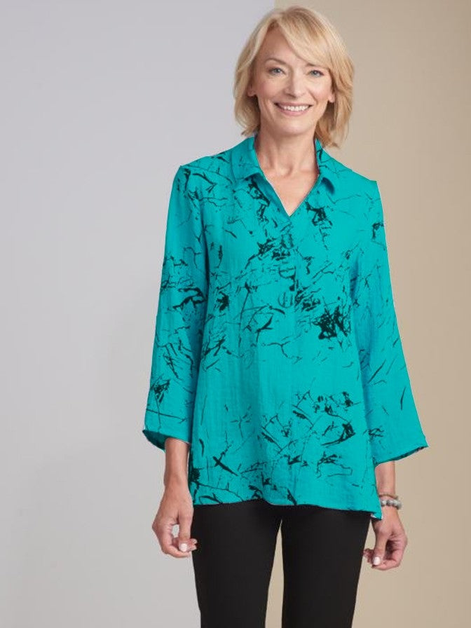 Habitat Tunic Swing Shirt