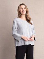Habitat Fleece Rib Trim Crew