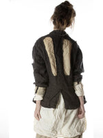 Magnolia Pearl Cotton Twill Rag Jacket