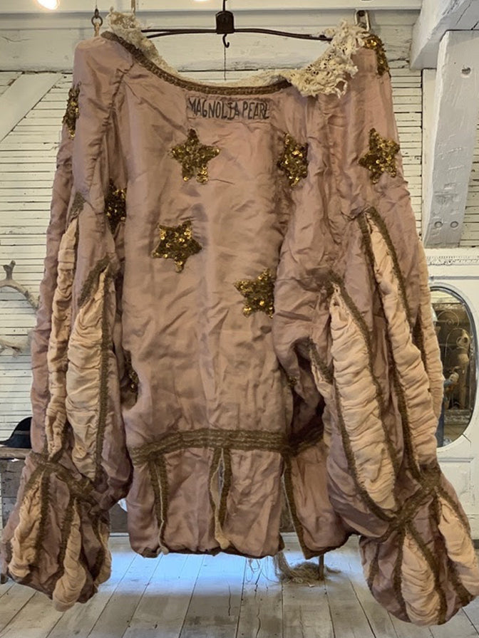 Magnolia Pearl Silk Star Monique Jacket