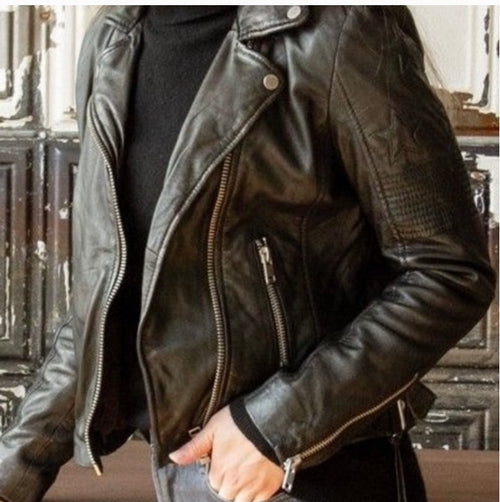 Mauritius Wona Leather Jacket