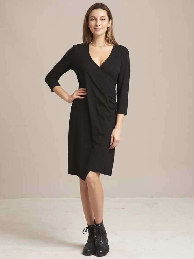 Habitat Wrap Dress