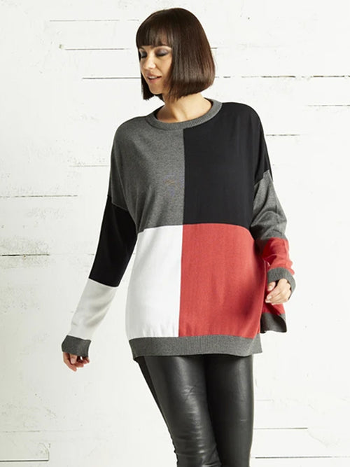 Planet Squared Sweater