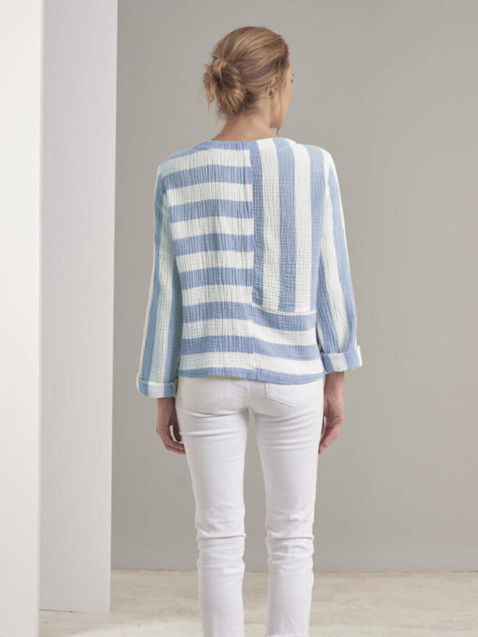Habitat Mix Stripe Jacket