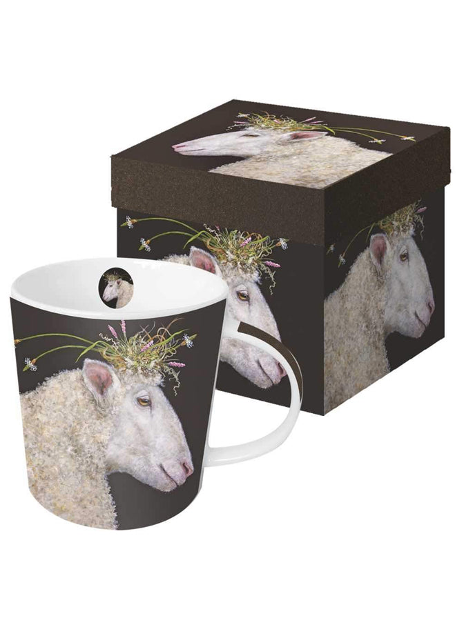 Mug In A Gift Box - Bianca