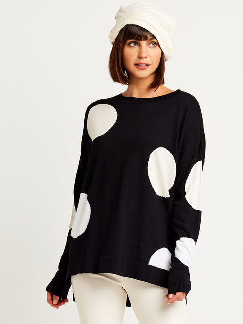 Planet Seeing Spots Sweater