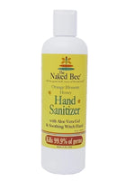 Naked Bee Sanitizer Bottle