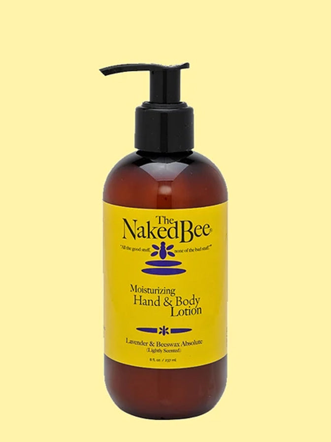 Naked Bee Lavender Pump Lotion