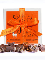 Scamps Toffee Milk Chocolate Toffee Box