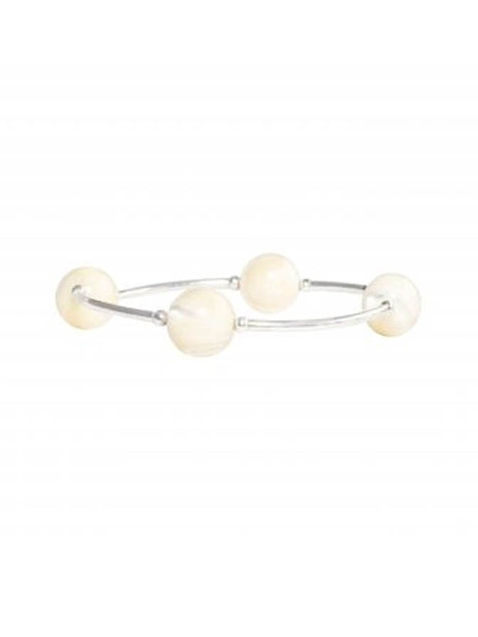 BLESSING BRACELET IN MOTHER OF PEARL