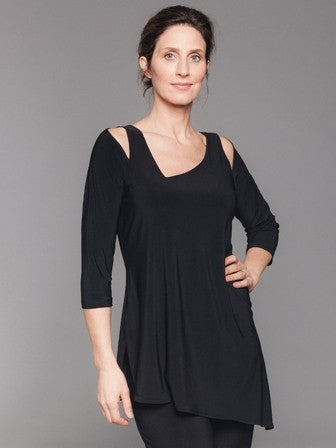 3/4 Sleeve Focus Tunic