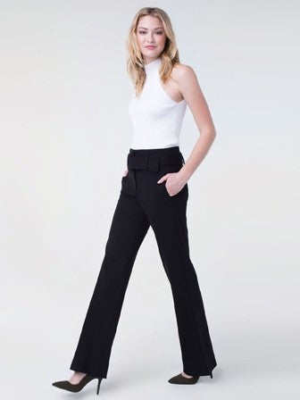 Liverpool Taylor Trouser in Black
