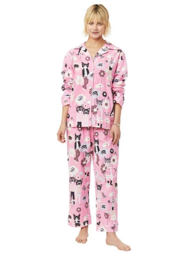 Cat's Pajamas Hepcat Flannel PJ's