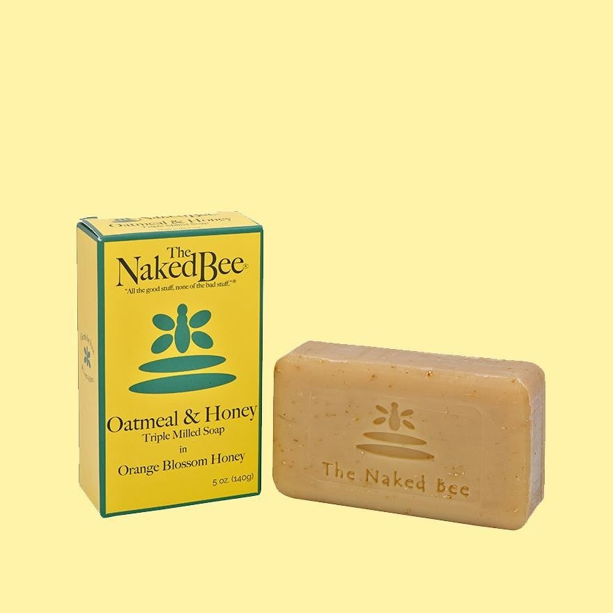 The Naked Bee Oatmeal Soap