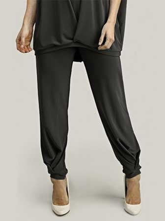 Sympli Pivot Pant in Black