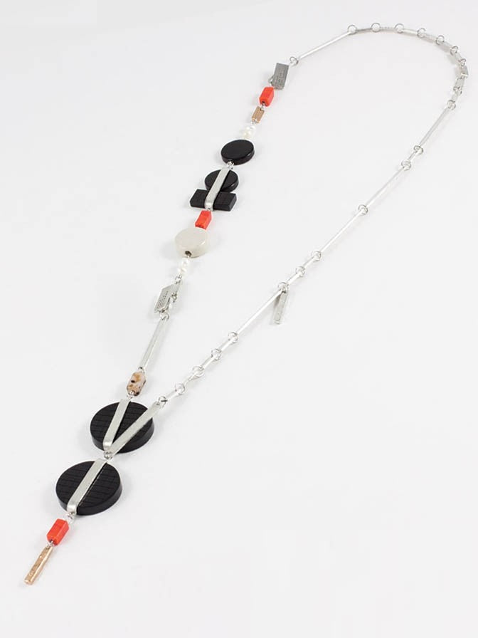 ANNE MARIE CHAGNON RIVER NECKLACE LAVA