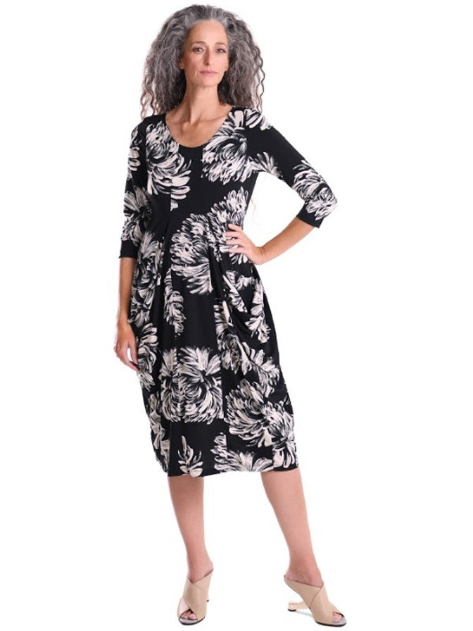 Alembika Fitted Scoop Dress