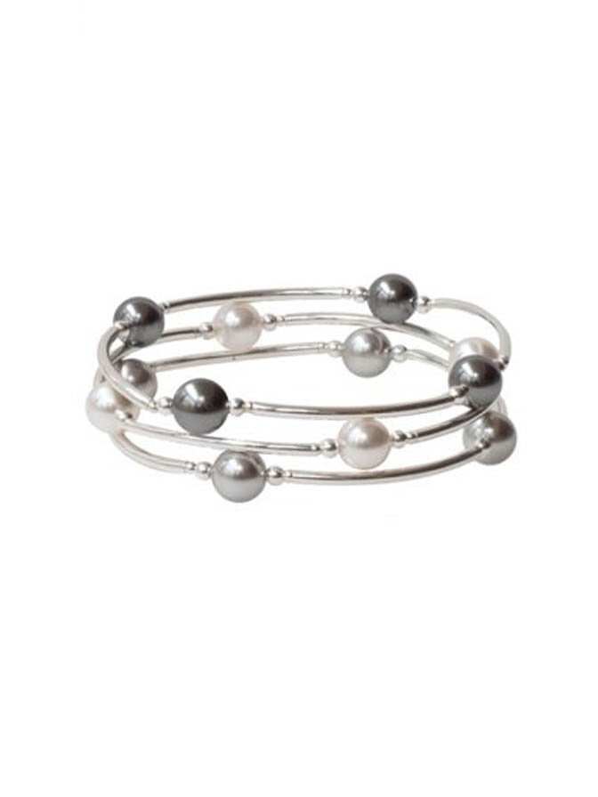 Blessing Bracelet Classic Pearl Stack - Smaller Bead