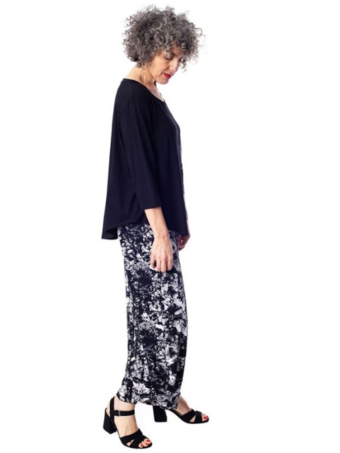Alembika Abstract Smoke Pant