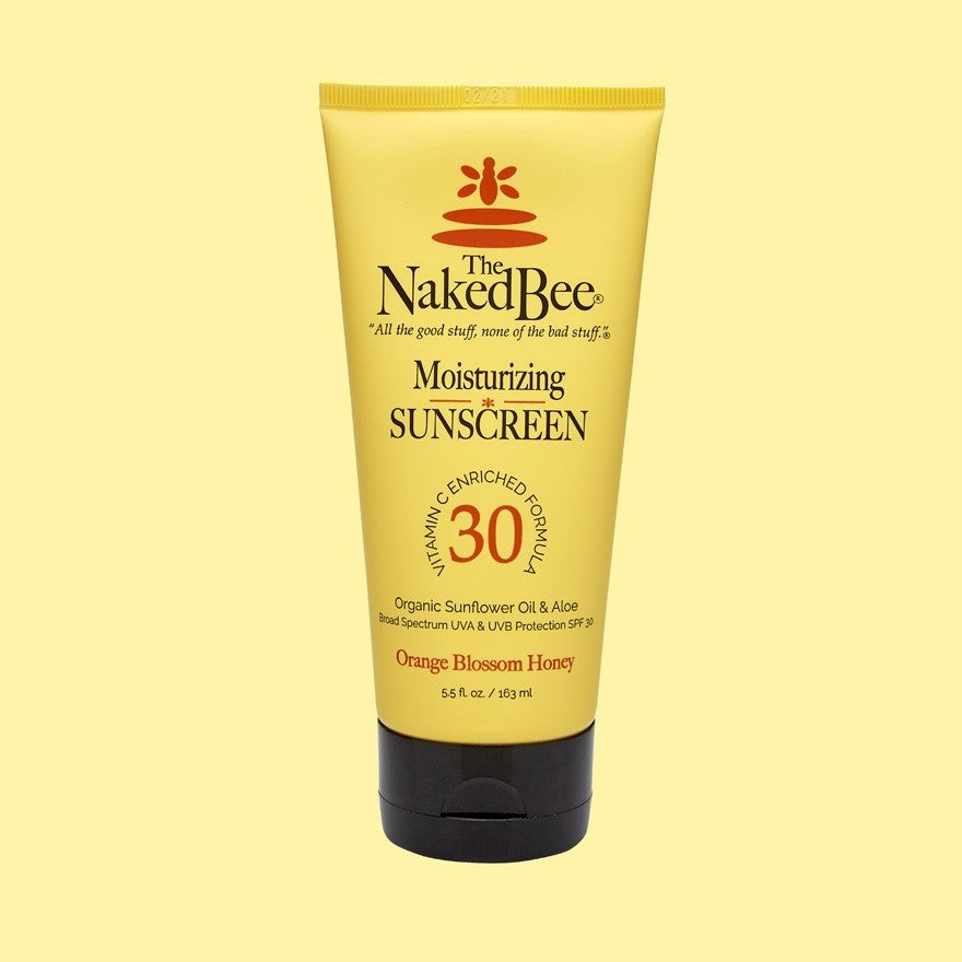The Naked Bee 30Spf Sunscreen