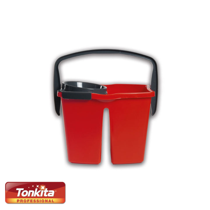 Tonkita Dual Basins Bucket with Squeezer