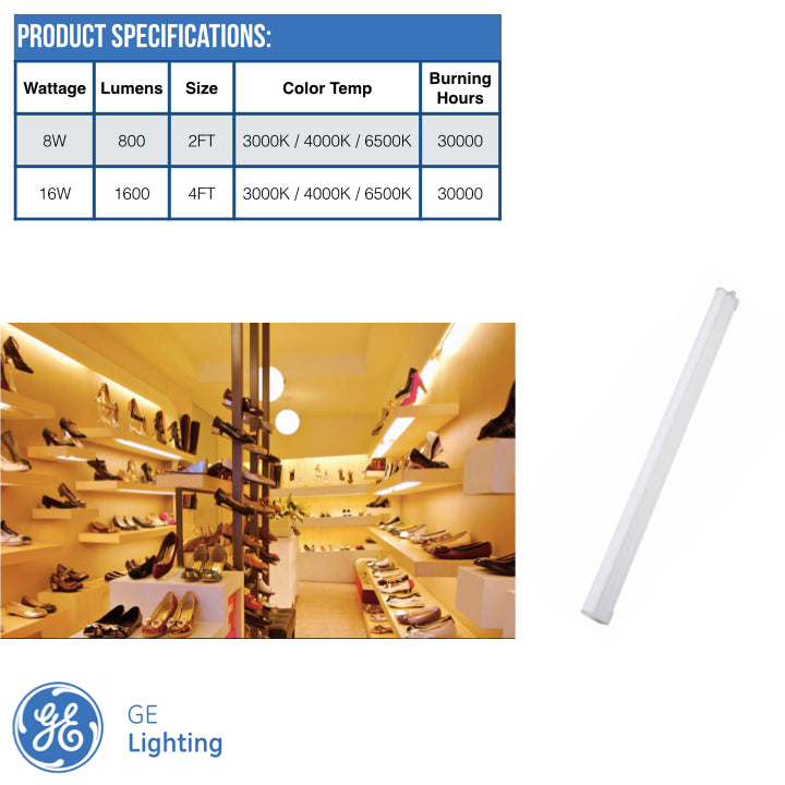 GE LED T5 Batten