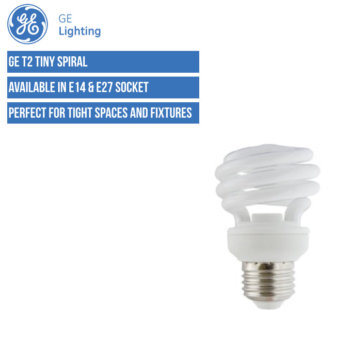 GE CFL Tiny Spiral