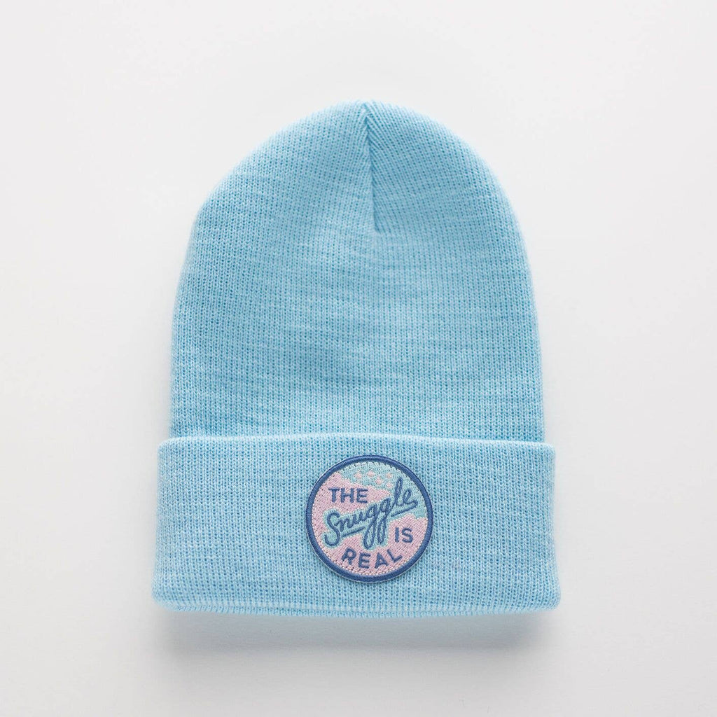 Snuggle is Real Infant/Toddler Beanie