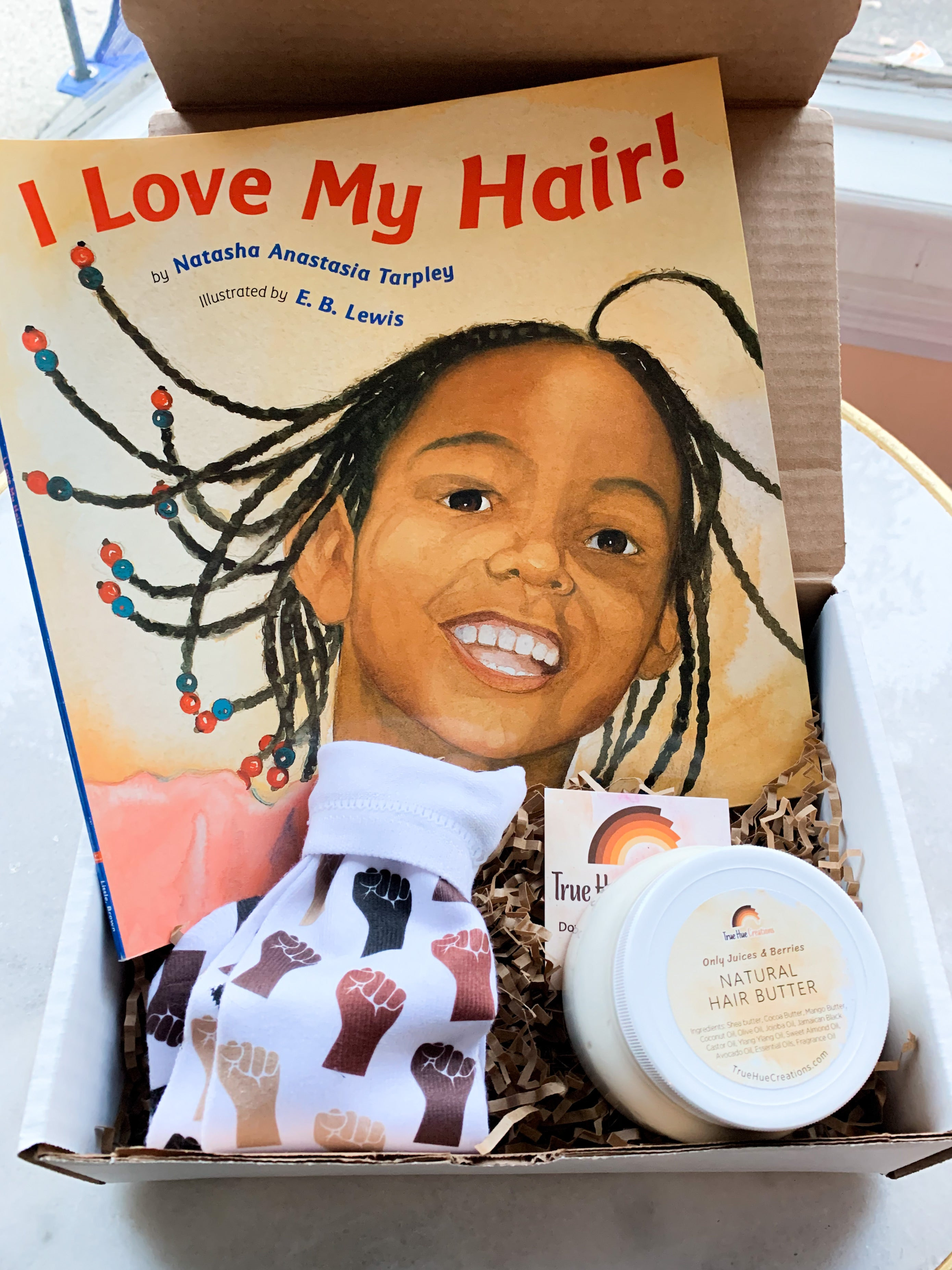 The I love My Hair! Box