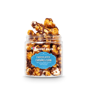 Chocolatey Caramelcorn  (cold shipping included*)
