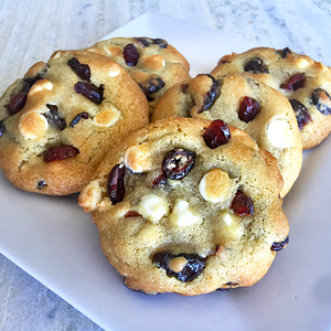 Soft, Fresh Baked Cookies