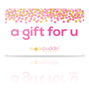 Sugar Puddin' Gift Card