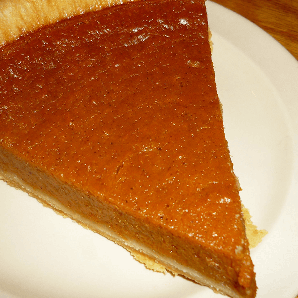 Uncle Max' Favorite Sweet Potato Pie