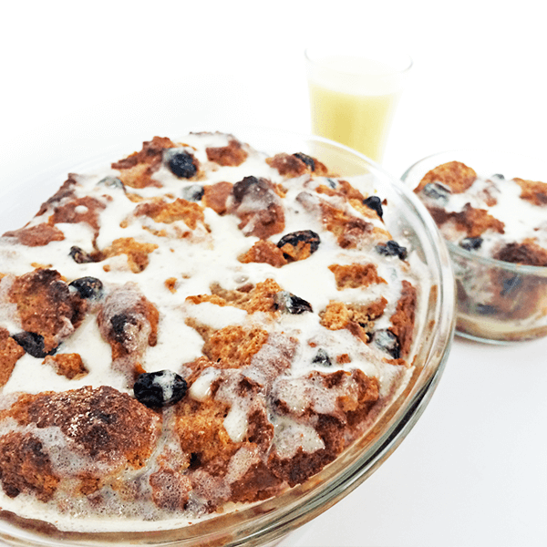 Sugar Puddin Jack Daniels Bread Pudding