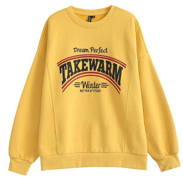 Warmer Days Fleece Sweater