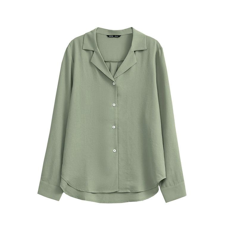 Simplicity Button-Up Blouse