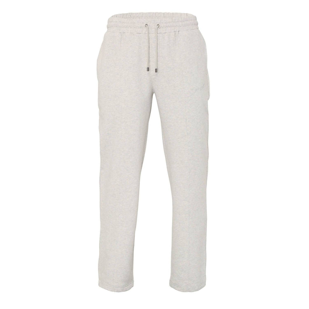 Mens melange grey joggers