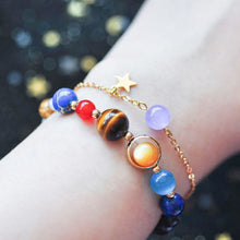 Load image into Gallery viewer, Solar System Space Bracelet - Smart Explore