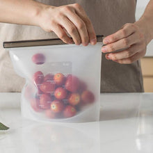 Load image into Gallery viewer, Reusable Food Storage Bags - Smart Explore