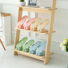 Load image into Gallery viewer, Shoe Organizer Rack (8 Pcs)