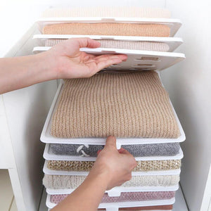 Stackable Clothes Organizer