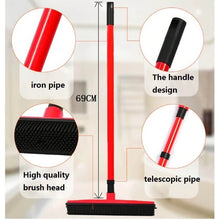 Load image into Gallery viewer, Multifunctional Rubber Broom