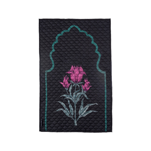 The Linen Company Accessories 70x110 Fiore Prayer Mat
