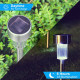 Outdoors LED Solar Lights Outdoor Lawn Lamps Street Lighting For Garden Decoration Solar Powered Path Lights