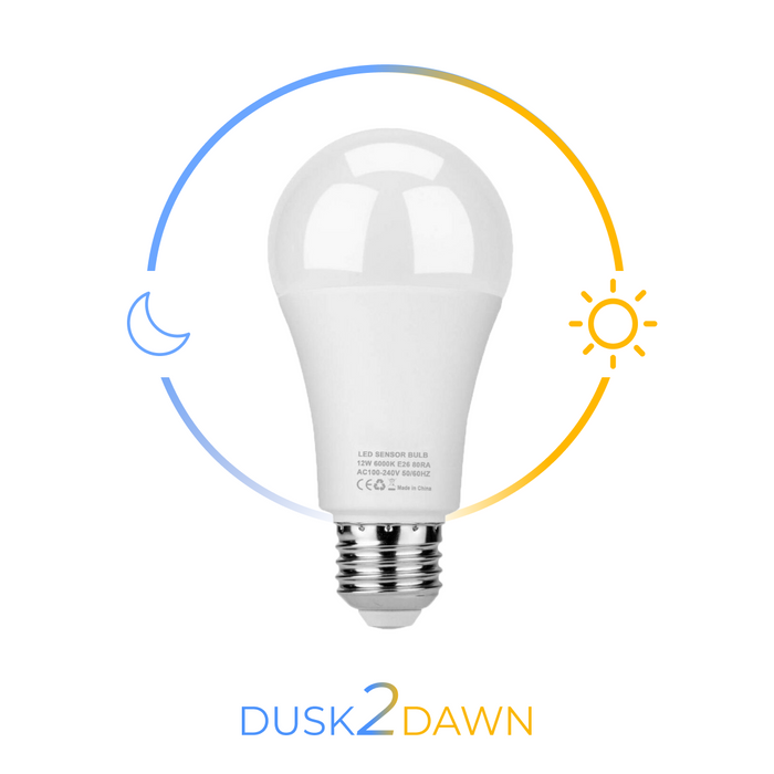 Dusk-Till-Dawn Smart eBulb