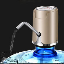Load image into Gallery viewer, Automatic Electric Water Pump Dispenser